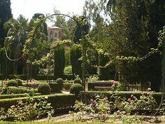 Jardín de Monforte - Quiet and relaxing garden in centre Valencia