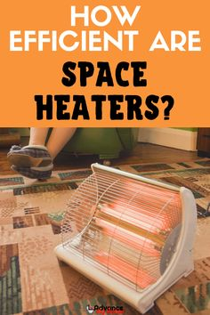 How Efficient Are Space Heaters?  If you want to be careful about conserving the energy and have low heating costs, then you should always pay close attention to the efficiency of a space heater. Portable electric heaters don't have a standard efficiency level like EER rating, which you typically find on portable AC systems.    #AdvanceMyHouse #SpaceHeaters #BestSpaceHeater #ModernBathroomHeater #BathroomWallHeater #BathroomHeaterIdeas Portable Electric Heaters, Portable Heater, Modern Bathroom, Bathroom Wall, Small Bathroom, Bathroom Ideas, Best Space Heater, Bedroom Decor Dark, Diy Heater