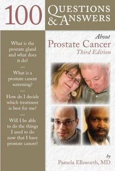 100 Questions & Answers About Prostate Cancer by Pamela Ellsworth. $14.54