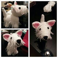 Westy crochet