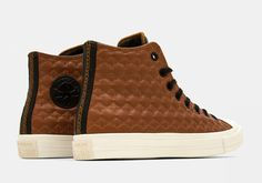 Another Look At The Converse Chuck Taylor All Star 2 Car Leather Pack #leather