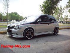 Chevrolet Corsa 2001 Tuning pistero. Fotos y ficha de Chevrolet Corsa tuning