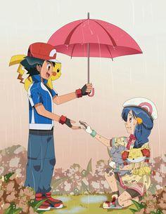 Saigomade akiramenaide~SatoAya by didimoons on DeviantArt Ash And Dawn, Cute Pokemon Pictures, Pokemon Special, Best Fan, Pokemon Fan, Memes, Cool Pictures, Wattpad, Fan Art