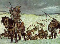 ANTIQUITE: Les invasions barbares