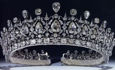 The Royal Order of Sartorial Splendor: Readers' Top 15 Tiaras: #3. The Fife Tiara-once belonged to Princess Louise, oldest daughter of King Edward VII, and passed down through the Fife family; still believed to be in their posession.