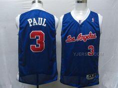 http://www.yjersey.com/nba-clipper-3-paul-blue-la-jerseys.html NBA CLIPPER 3 PAUL BLUE LA JERSEYS Only 37.00€ , Free Shipping!