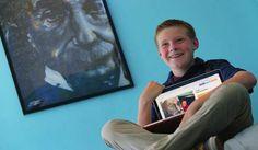Un niño de doce años se convierte en empresario gracias a la impresión 3D - http://www.hwlibre.com/un-nino-de-doce-anos-se-convierte-en-empresario-gracias-a-la-impresion-3d/