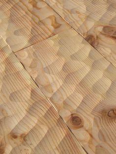 Wooden Flooring, Hardwood Floors, Small Condo Kitchen, Wood Wall Design, 3d Panels, Wood Detail, Wood Texture, Building Design, Living Room Designs