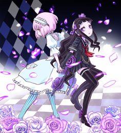 Медиа-твиты от はやにえ (@hayanye) | Твиттер Magical Girl Raising Project, Anime Friendship, Dark Fantasy Art, Light Novel, Manga Girl, Shoujo, Me Me Me Anime, Art Girl, Alice In Wonderland