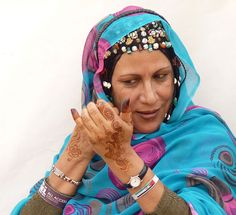 Africa   Mariem Hassan, regarded as one of the most representative voices of the music of Western Sahara.