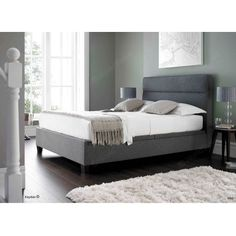 Kaydian Chilton Fabric Ottoman Bed |up to 60% OFF RRP| Next Day - Select Day Delivery