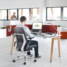 Steelcase B Free Office Desks