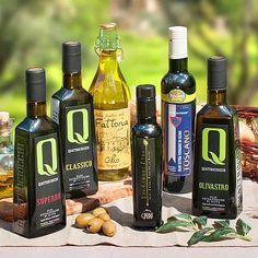 Olivenöl Sextett - DER FEINSCHMECKER Olio Award 2017 - Gewinner aus Italien