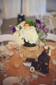 Rustic Wedding with Accents of Wine, Coffee, and Real Love | OneWed