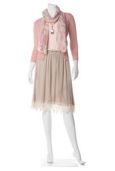 Type 2 Waterfall Drape Outfit