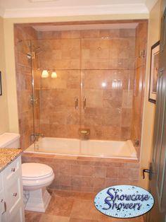 Frameless Glass Shower Doors Custom Shower Enclosures