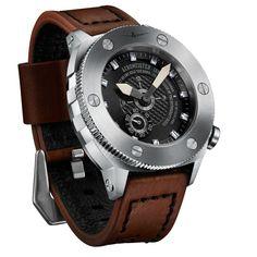 Now: €279.00. Aeromeister AM1202-S05 Rotorcraft men's watch 44mm WatchXL.com