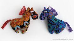 брошки лошади
