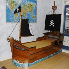 Piratenbed