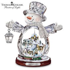 snow globes | Christmas Water Globes Snow Globes and Christmas Ornaments. The Bradford Exchange