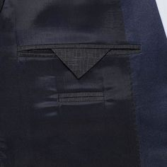 Signature interior detailing from BOSS Menswear #thisisboss - Shop now for hugoboss > http://ift.tt/1Ja6lvu
