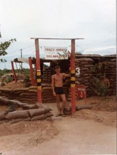Crazy horse saloon bunker Rundu 3 SAI 1984 Crazy Horse Saloon, Troops, Soldiers, Tactical Survival, My Heritage, Archaeology, South Africa, Beer Quotes, Army