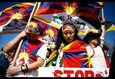 Facebook page: Free Tibet