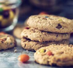 Miam, des cookies aux pépites de couleur !