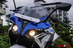 2017 Pulsar RS 200 Test Drive Report - Bikes4Sale Dslr Background Images, Bike Photo, Full Hd Wallpaper, Valentino Rossi, Super Bikes, Driving Test, Hd Photos, Motorbikes, Photo Galleries