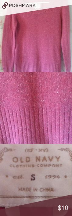Old Navy Sweater Like new, hasn't been wore much, and such a pretty color. Old Navy Sweaters