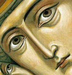 Byzantine Icons, Byzantine Art, Paint Icon, Orthodox Icons, Madonna, Statue, Portrait, Drawings, Painting