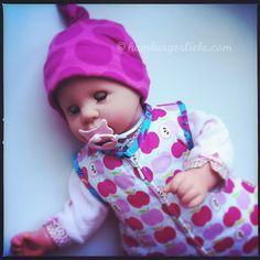 Puppenschlafsack / Schlafsack für Puppen