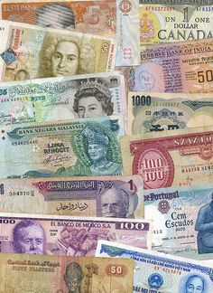 Banknotes from various countries     Fapturbo is the only automated forex income solution that doubles investments in under a month