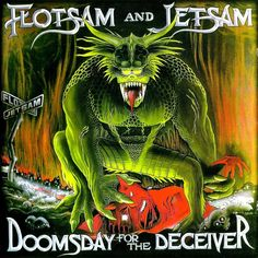 misguided fortune | FLOTSAM AND JETSAM - DISCOGRAFIA / DISCOGRAPHY