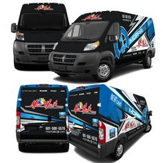 Mac Haik Dealership Van, We need amazing design for a fleet of vehicles. by Christina_Designs