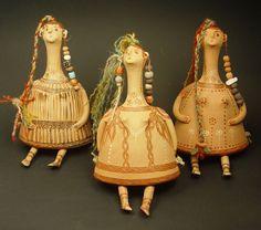 ΟΙ ΠΛΑΓΓΟΝΕΣ (οι κούκλες της αρχαιότητας)