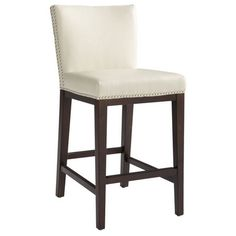 Vintage Barstool in Cream on Allmodern.com $255