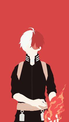😍😍 My Hero Academia wallpaper. My Hero Academia Shouto, My Hero Academia Episodes, Hero Academia Characters, Anime Characters, Otaku Anime, Anime Guys, Manga Anime, Hero Wallpaper, Cute Anime Wallpaper