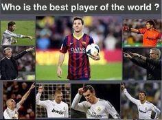 Lionel Messi wskazany przez największych w futbolu • Ancelotti, Ronaldo, Jose Mourinho • Kto jest najlepszym piłkarzem na świecie? >>