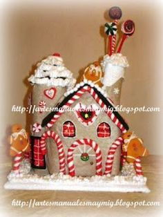 1000 images about dulces navidad on pinterest - Caramelos de navidad ...