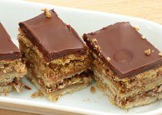 Nagyon könnyen elkészíthető zserbó recept Tiramisu, Ethnic Recipes, Food, Essen, Meals, Tiramisu Cake, Yemek, Eten