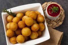 Krokety zbramborové kaše – recept Krokety jsou ideální řešení, pokud nám zbyla bramborová kaše.Zbramborové…