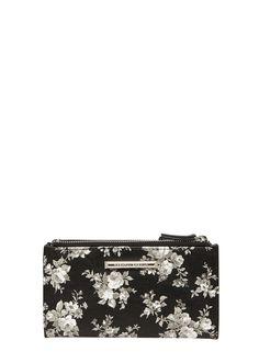 Floral double zip purse Latest Fashion, Fashion Online, Petite Outfits, Zip, Purses, Floral, Bags, Accessories, Petite Clothes
