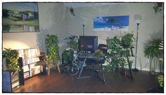 Home Office @ night