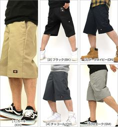 freshbox | Rakuten Global Market: Men's DICKIES Dickies shorts! (dickieswr815)