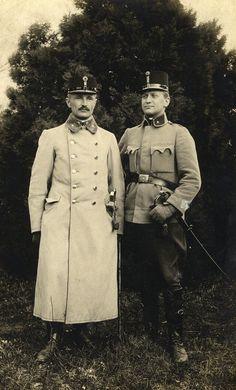 Austro-Hungarian Arilltery Uniform