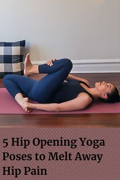 Jun 2019 - When it comes to tight hips, yoga hip openers melt away the pain. Use yoga for hip pain and practice these five hip opening yoga poses. Yoga Hip Stretches, Hip Flexor Exercises, Yoga Poses, Stretching, Hip Workout, Pilates Workout, Pilates Reformer, Boxing Workout, Tabata