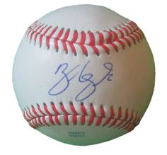 Cincinnati Reds Zack Cozart signed Rawlings ROLB leather baseball w/ proof photo.  Proof photo of Zach signing will be included with your purchase along with a COA issued from Southwestconnection-Memorabilia, guaranteeing the item to pass authentication services from PSA/DNA or JSA. Free USPS shipping. www.AutographedwithProof.com is your one stop for autographed collectibles from Cincinnati sports teams. Check back with us often, as we are always obtaining new items.