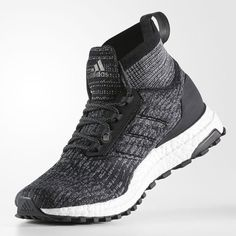 492112f618caa The adidas Ultra Boost ATR Mid Oreo (Style Code  features signature  Oreo-speckling throughout the Primeknit upper with full-length Boost.