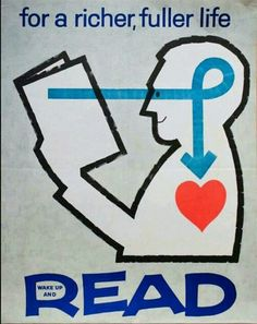 I love this vintage library poster! Library Quotes, Library Posters, Reading Posters, Reading Quotes, Book Quotes, Library Images, The Power Of Reading, I Love Reading, I Love Books